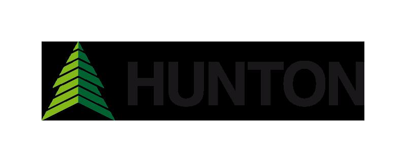 Hunton_logo_liggende